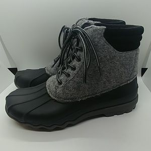 Sperry Top-sider Wool Duck Boots Thinsulate
